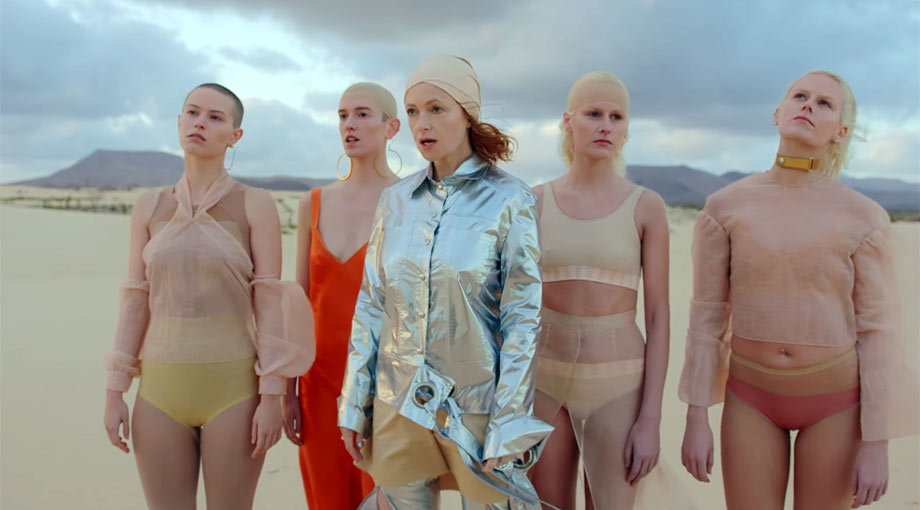Goldfrapp - Anymore Video Video
