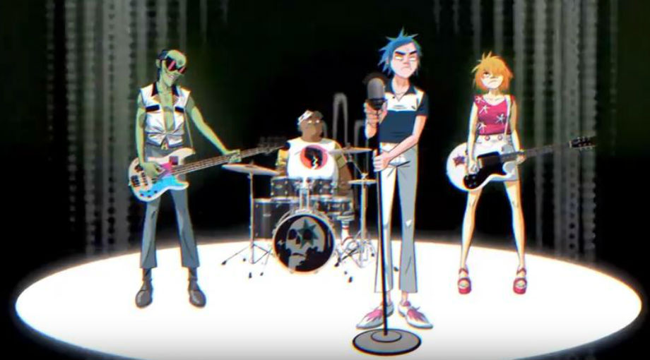Gorillaz - Tranz Video Video