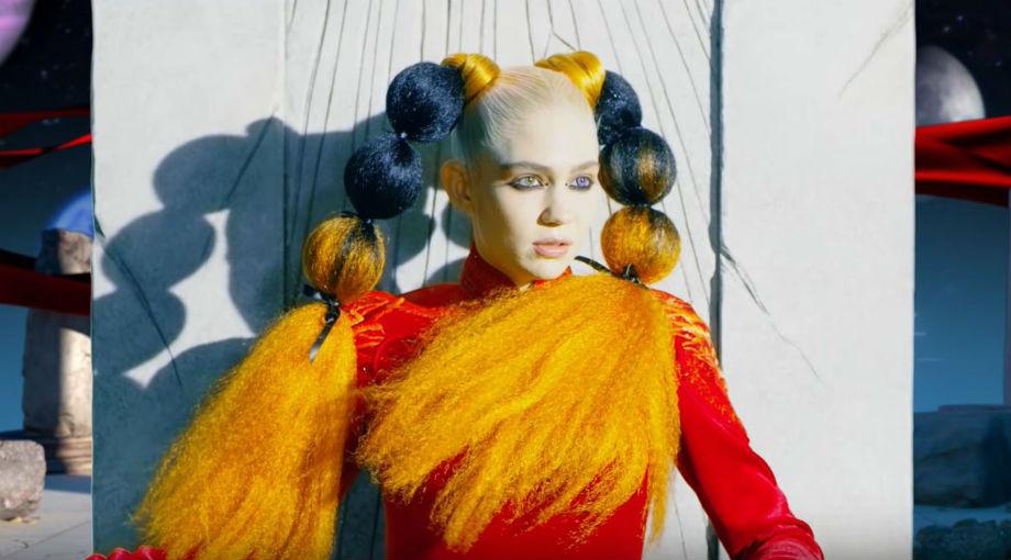 Grimes - Delete Forever Video Video