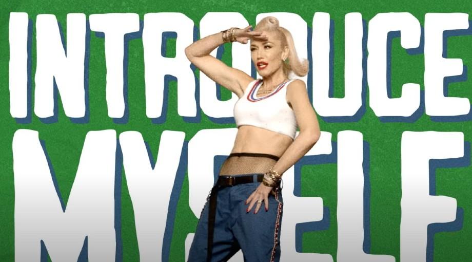 Gwen Stefani - Let Me Reintroduce Myself Lyric Video Video