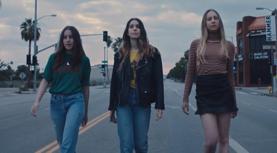 Haim - Want You Back Video Video