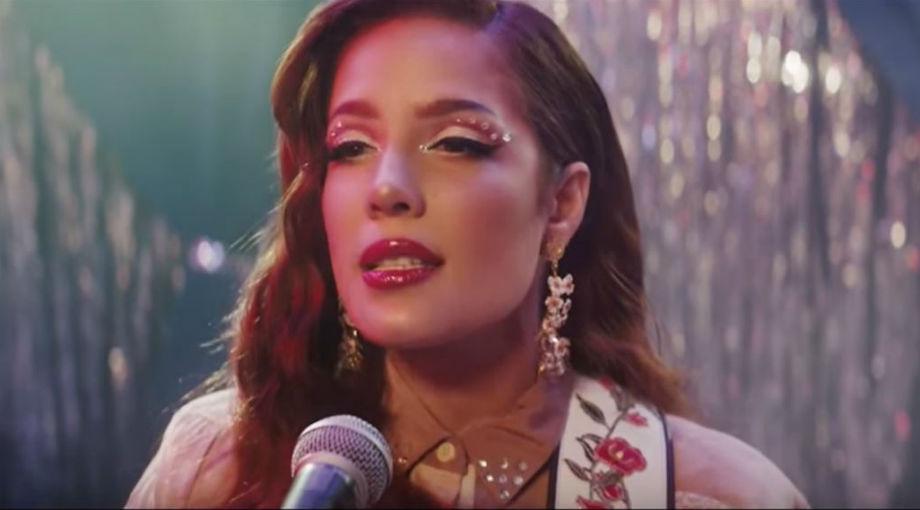 Halsey - Finally // Beautiful Stranger Video Video