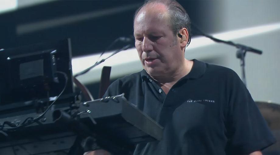 Hans Zimmer - The Dark Knight [Live]