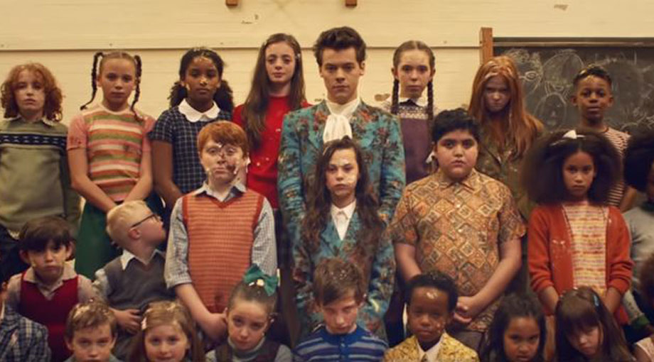 Harry Styles - Kiwi Video Video