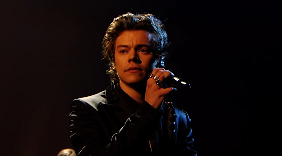 Harry Styles - Sign of the Times [Live]