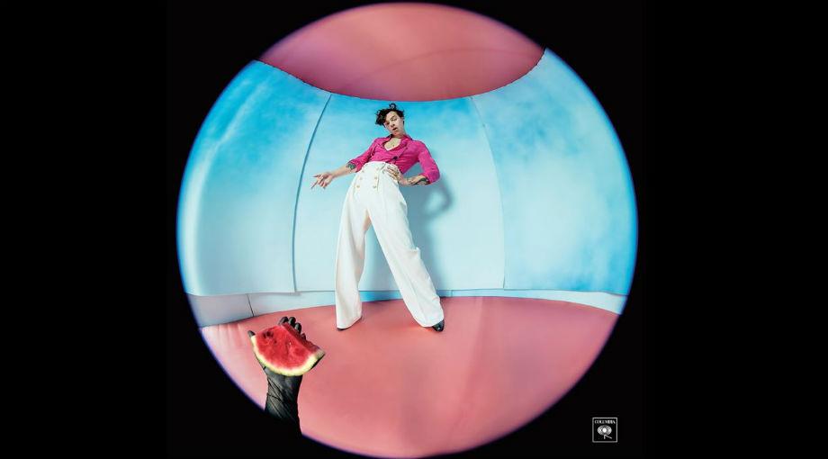 Harry Styles - Watermelon Sugar Audio