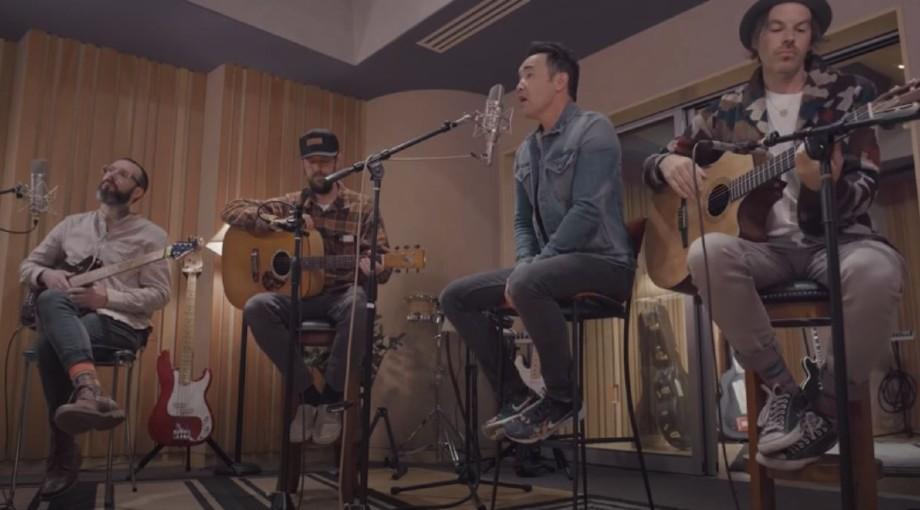 Hoobastank - The Reason (Acoustic) Video Video