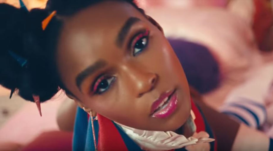 Janelle Monae - PYNK ft. Grimes Video Video