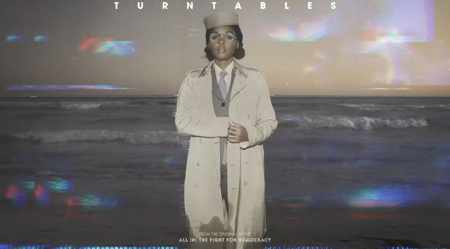 Janelle Monáe - Turntables Audio Video