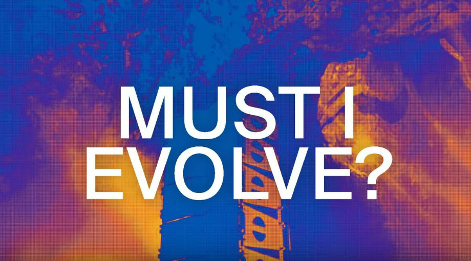 Jarv Is - Must I Evolve Lyric Video Video