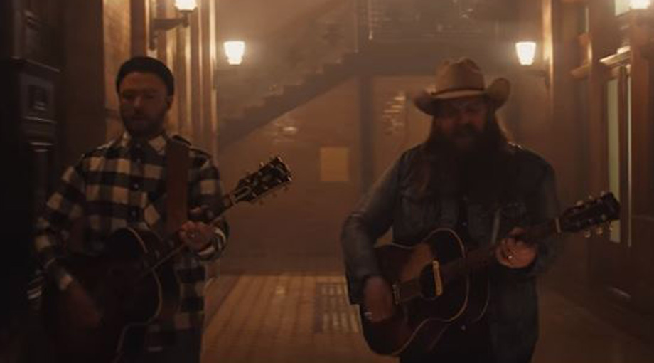 Justin Timberlake - Say Something ft. Chris Stapleton Video Video