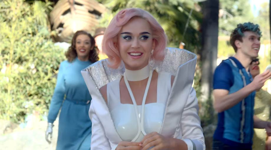 Katy Perry - Chained To The Rhythm ft. Skip Marley Video Video