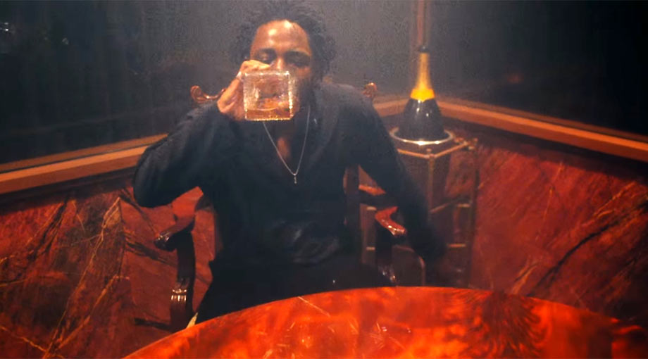 Kendrick Lamar - God Is Gangsta Video Video