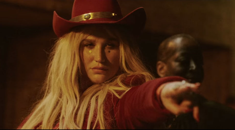 Kesha - Woman ft. The Dap-Kings Horns Video Video