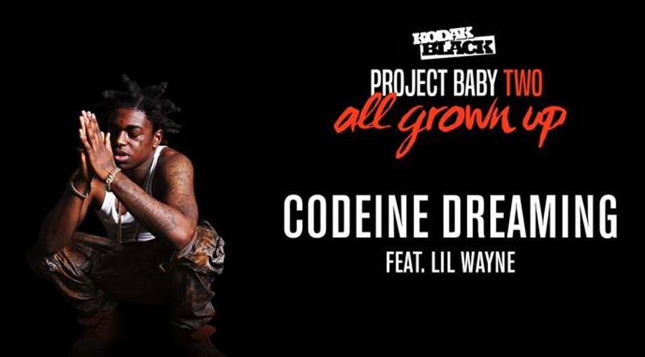 Kodak Black - Codeine Dreaming ft. Lil Wayne Audio