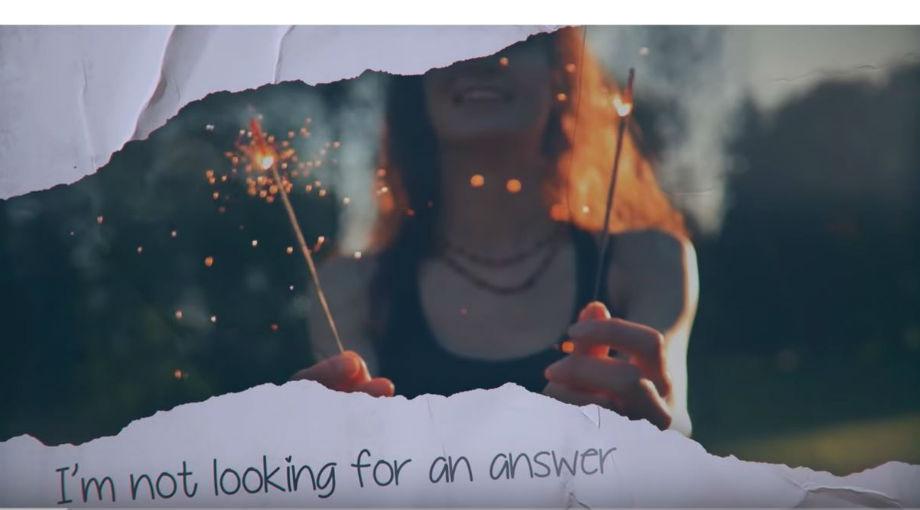 Kodaline - Sometimes Lyric Video Video