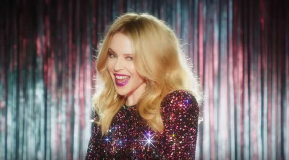 Kylie Minogue - Dancing Video Video