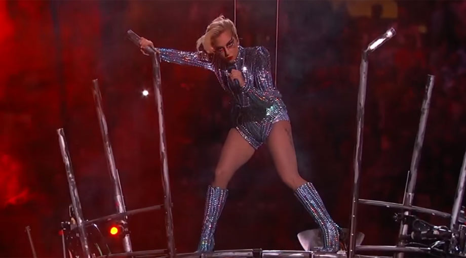 Lady Gaga - 2017 Super Bowl Halftime Show