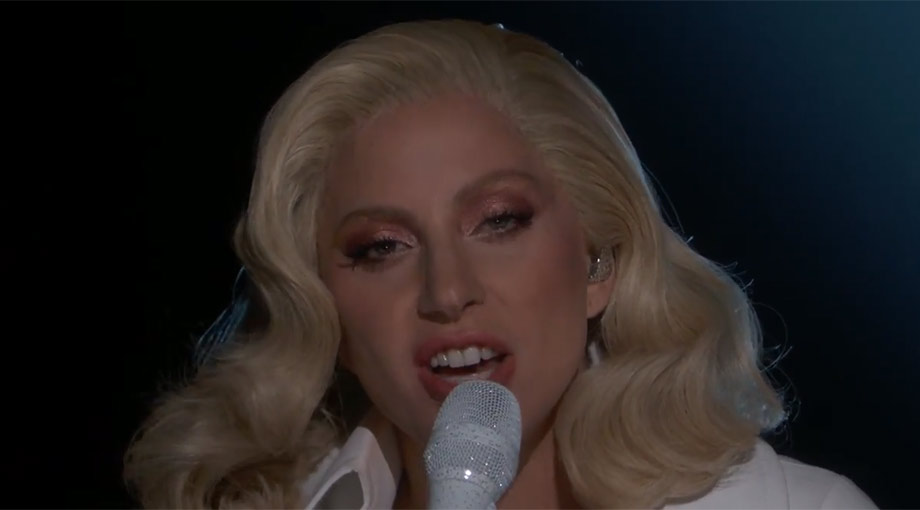 Lady Gaga - Til It Happens To You [Live]