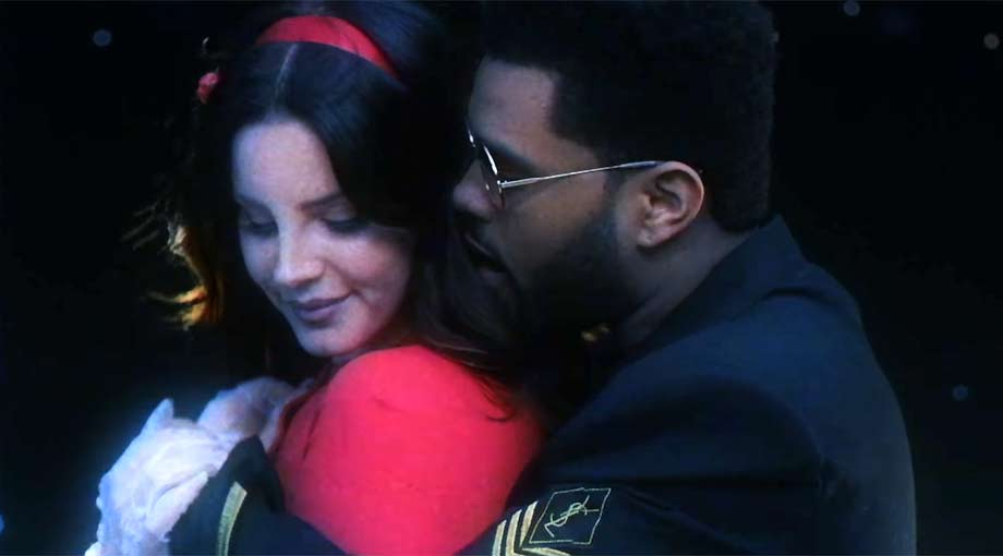 Lana Del Rey ft. Weeknd Lust For Life Video Video