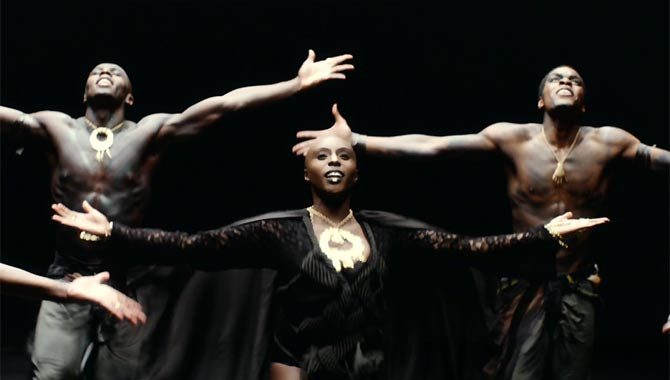 Laura Mvula ft. Nile Rodgers - Overcome Video Video