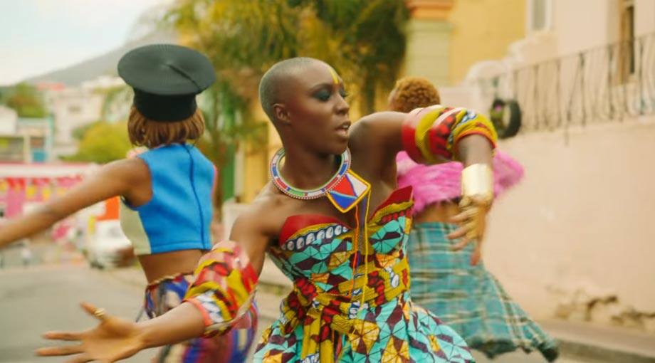 Laura Mvula - Phenomenal Woman Video Video