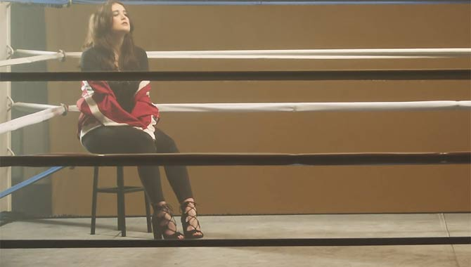 Lauren Aquilina - Kicks Video Video