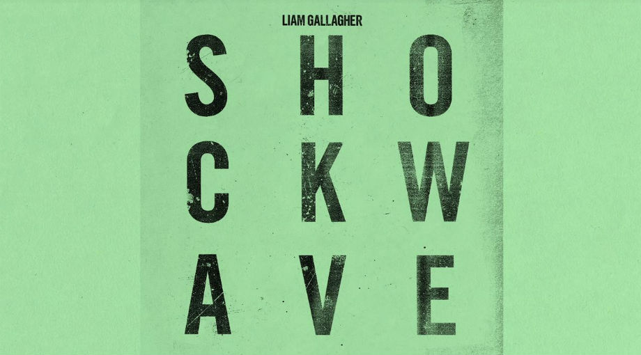 Liam Gallagher - Shockwave Audio Video