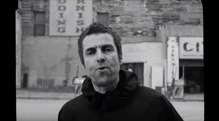 Liam Gallagher - Shockwave Video Video