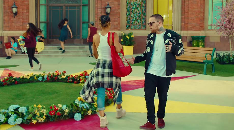 Mac Miller - Dang! Featuring Anderson .Paak Video Video
