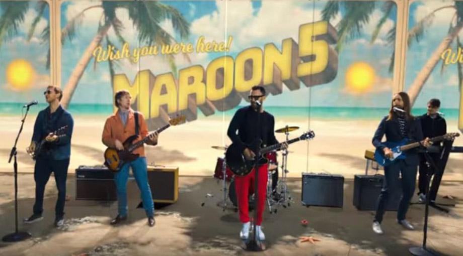 Maroon 5 - Three Little Birds Video Video