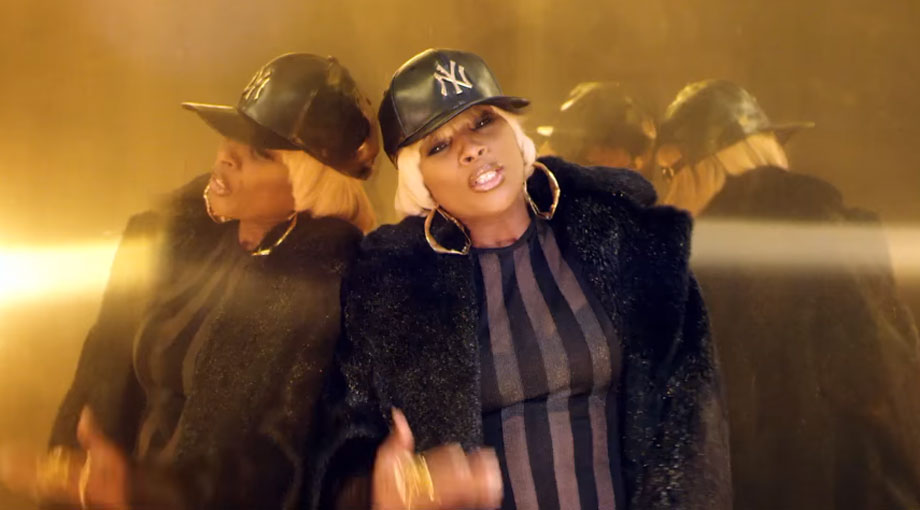 Mary J. Blige - Thick Of It Video Video