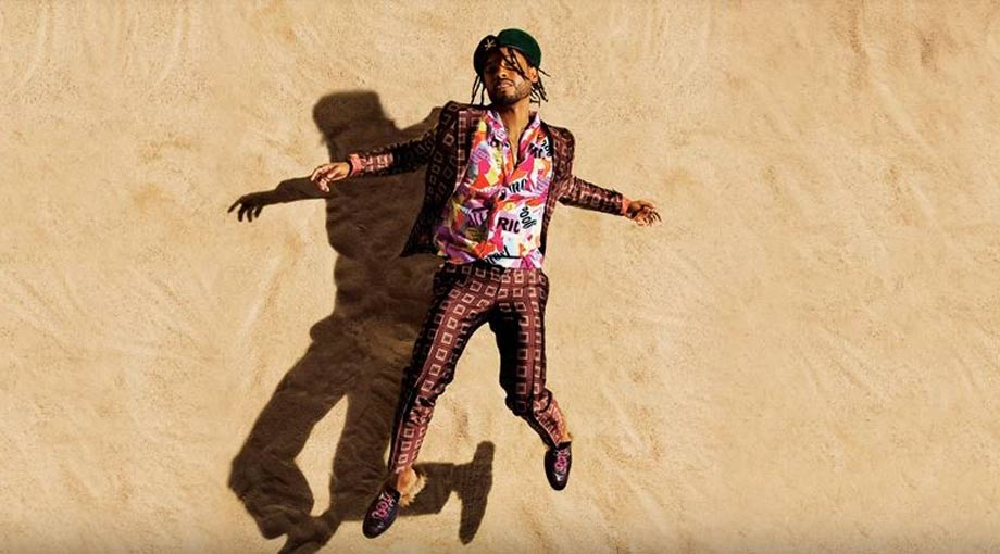 Miguel - Come Through and Chill ft. J. Cole and Salaam Remi Audio Video