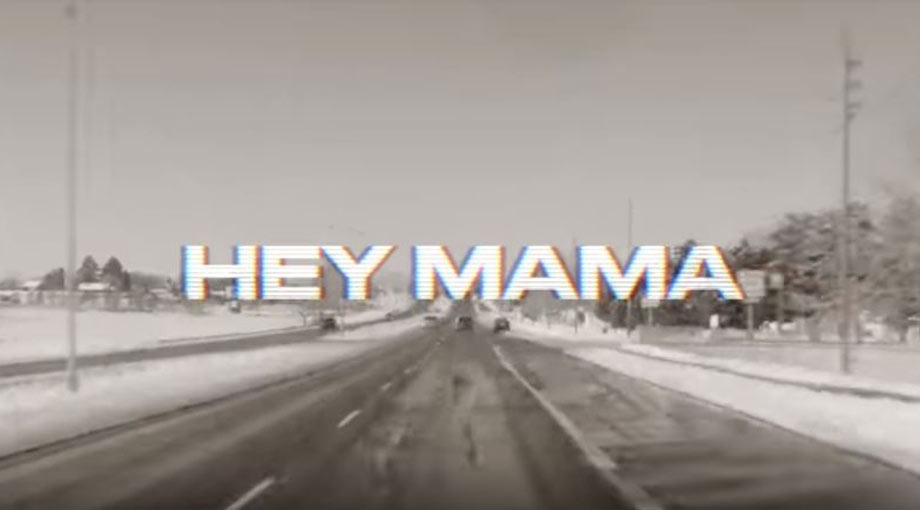 Nathaniel Rateliff & The Night Sweats - Hey Mama Lyric Video Video