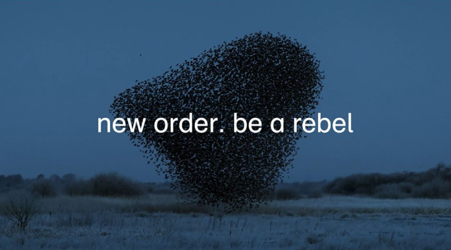 New Order - Be a Rebel Audio Video