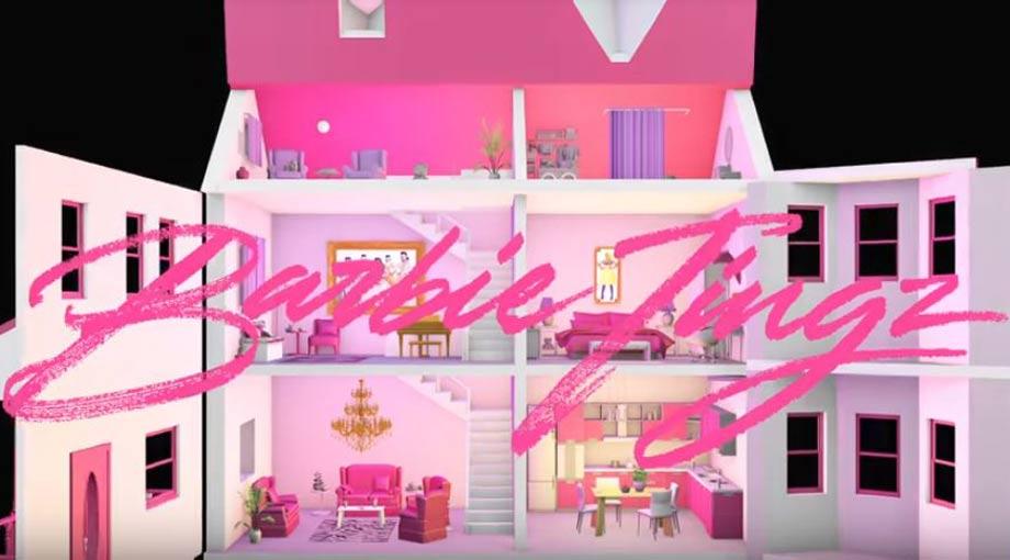 Nicki Minaj - Barbie Tingz Lyric