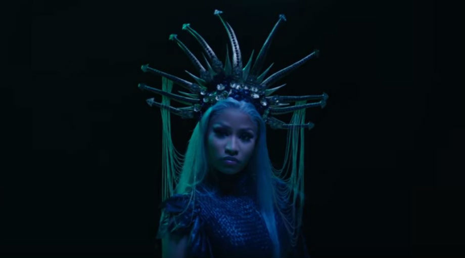 Nicki Minaj - Hard White Video Video