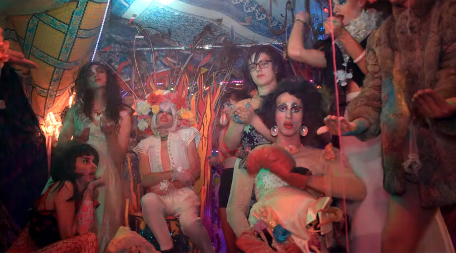 Of Montreal - Let's Relate Video