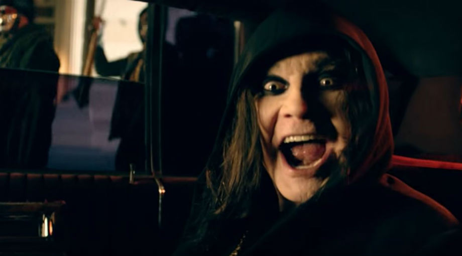 Ozzy Osbourne - Straight to Hell Video Video