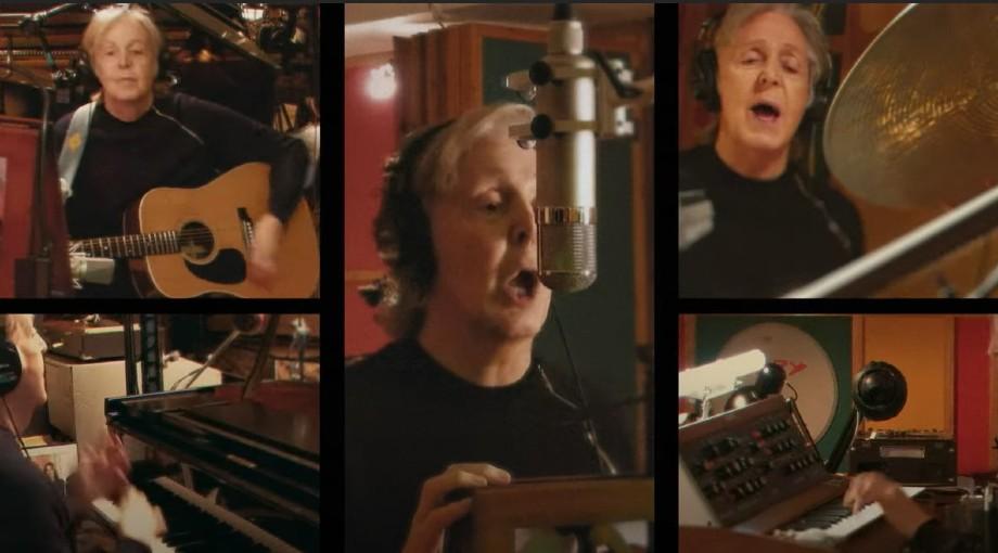 Paul McCartney - Find My Way Video Video