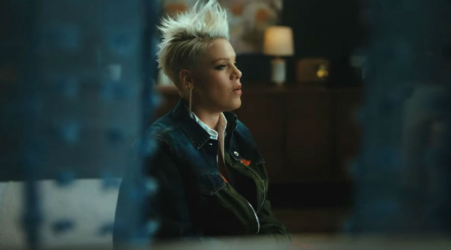 P!nk - Hurts 2B Human ft. Khalid Video Video