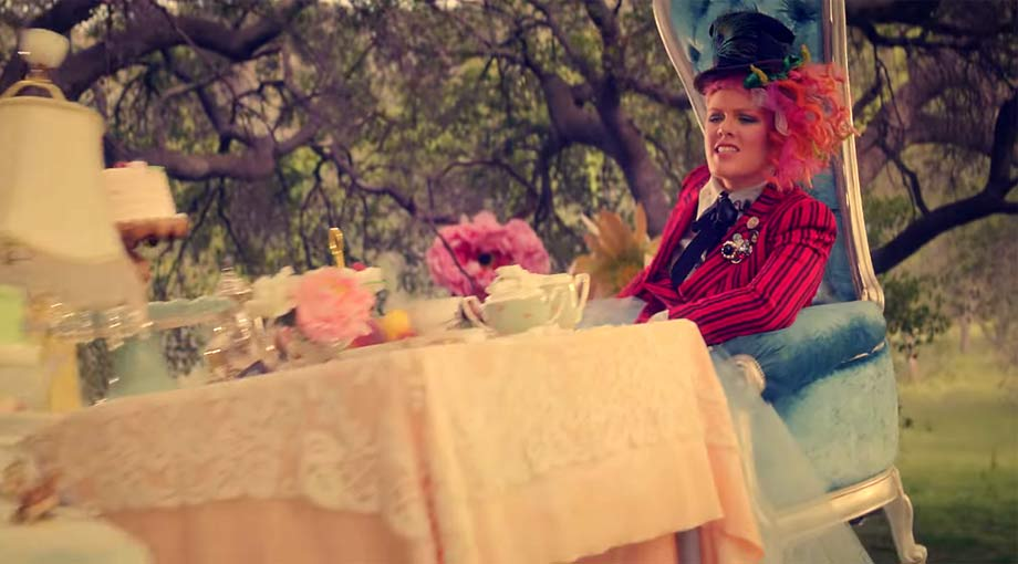 Pink - Just Like Fire Video Video