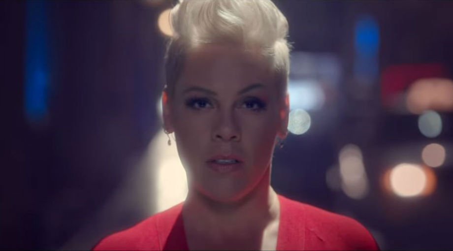 Pink - Walk Me Home Video Video