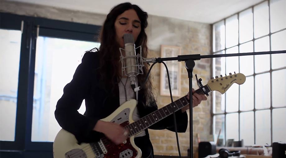PJ Harvey - The Wheel Video Video