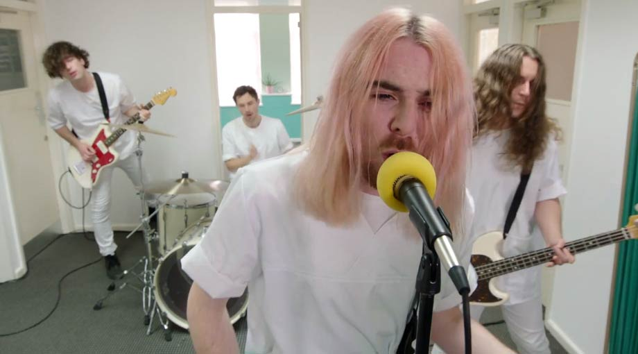 Pulled Apart By Horses - The Big What If Video Video