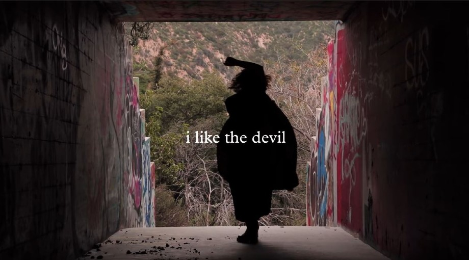 Purity Ring - I Like The Devil Lyric Video Video