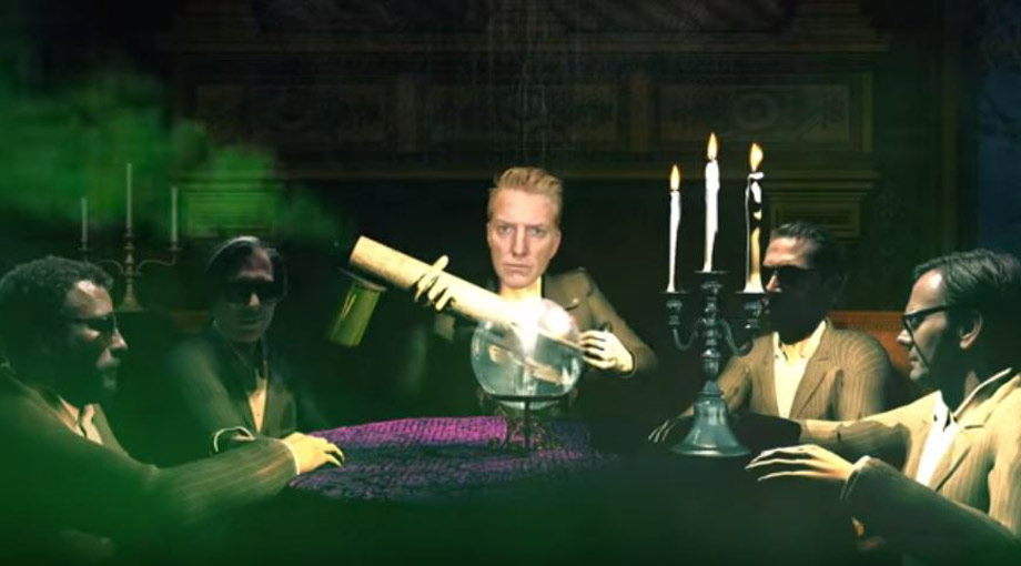 Queens Of The Stone Age - Head Like a Haunted House Video Video