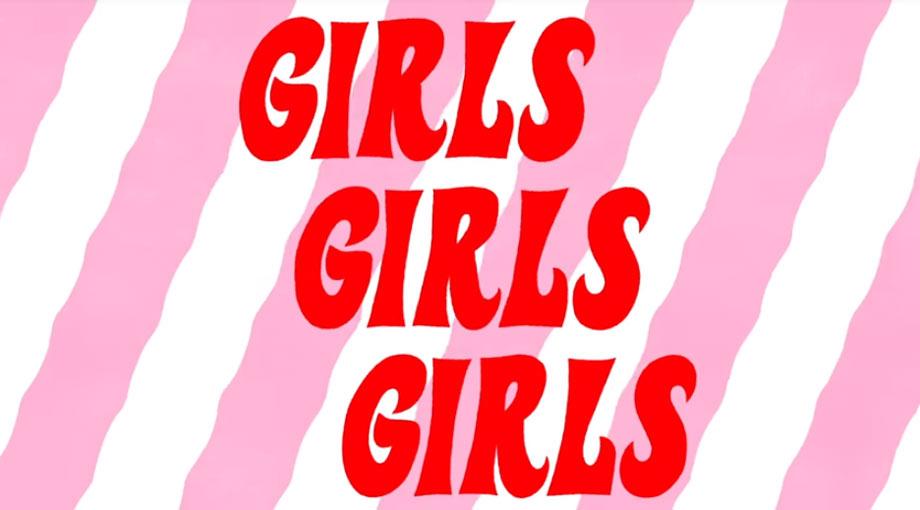 Rita Ora - Girls ft. Cardi B, Bebe Rexha, Charli XCX Lyric Video Video