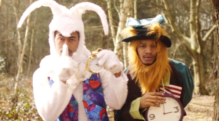 Rizzle Kicks - Always Late Video Video