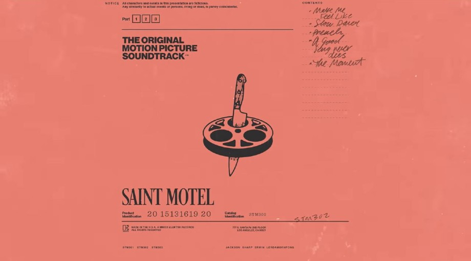 Saint Motel - The Moment Audio Video